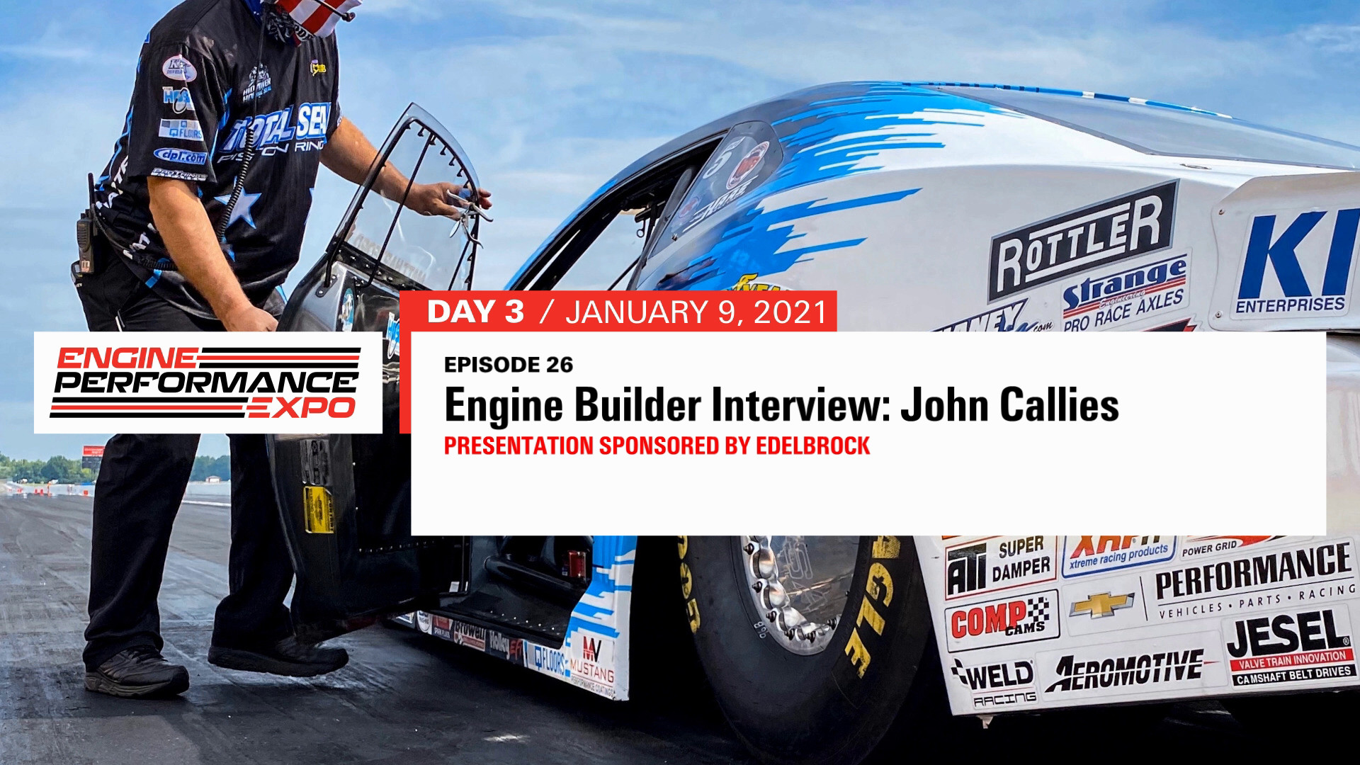 Engine buildier interview with John Callies