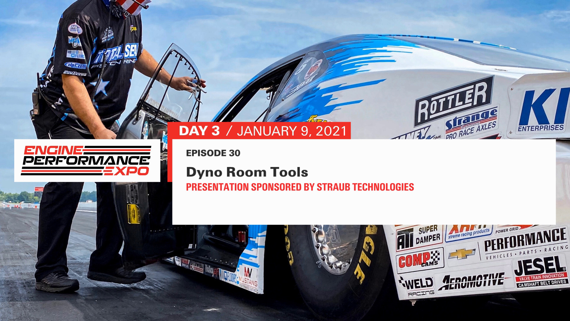 Day 3 Episode 30 - Dyno Tools